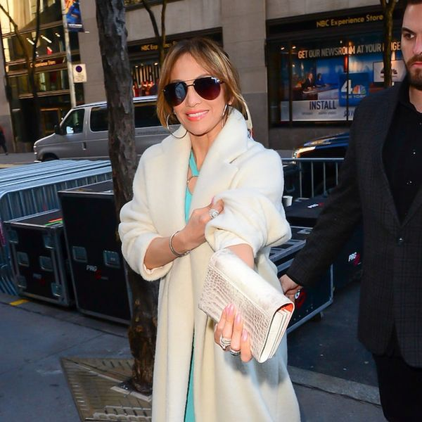 Jennifer Lopez Wore 5 Different Looks in One Day