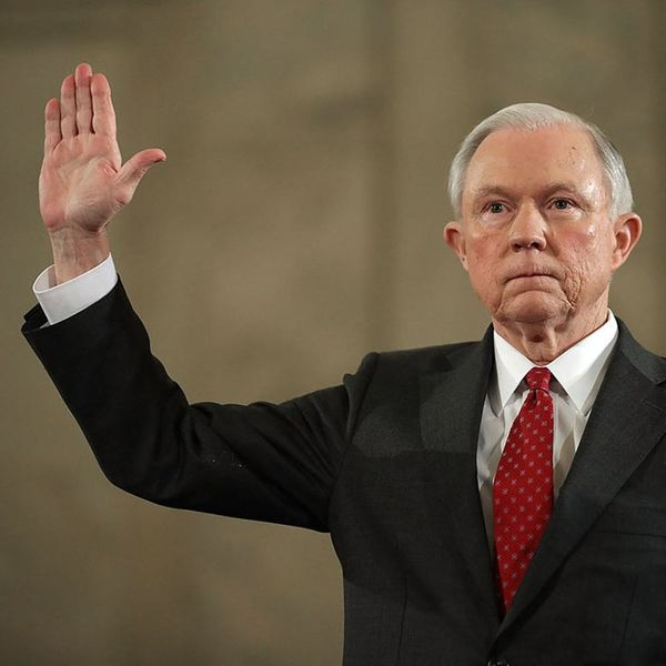 WT Actual F Is Going on With Jeff Sessions and Russia?