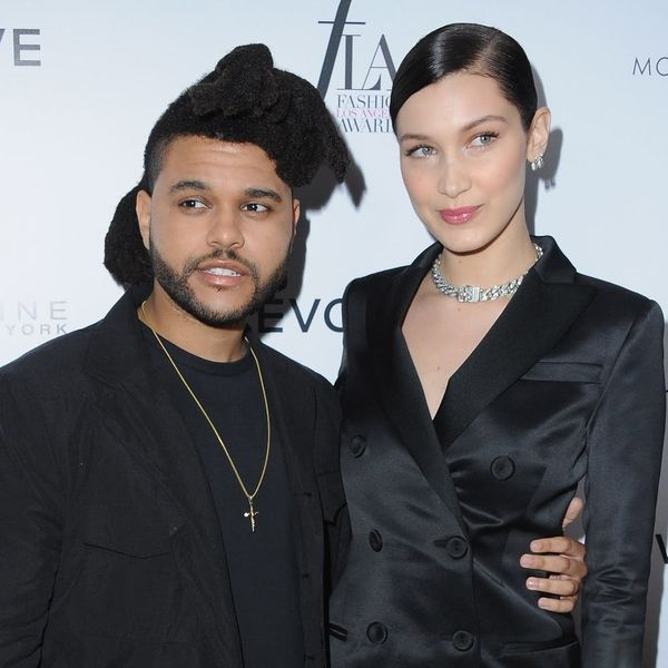 Bella Hadid May Have Moved on from The Weeknd and This Pic Proves It