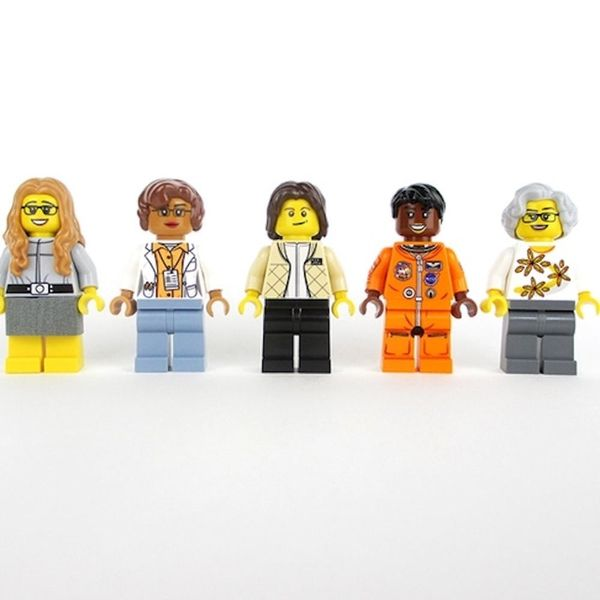 Introducing the LEGO Set Every Girl in America Needs