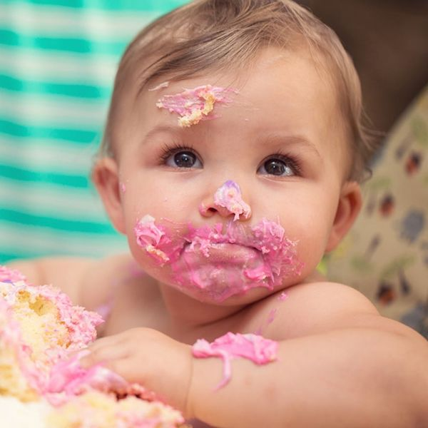 Why You Don't Need to Throw a Big First Birthday Party