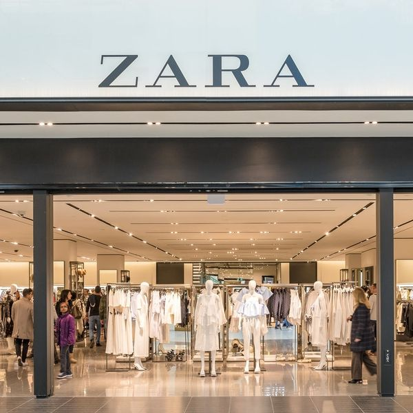 Zara's Love Your Curves Campaign Has Folks Outraged