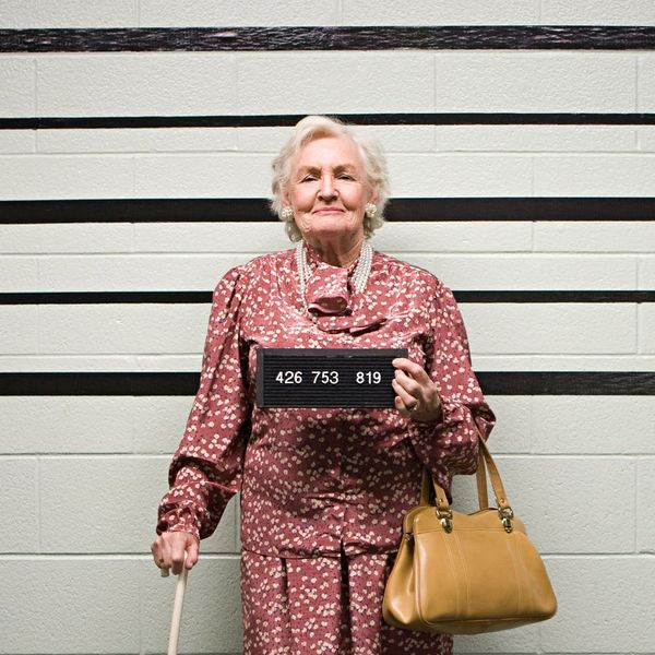 You Won't Believe the Reason This 99-Year-Old Woman Was Arrested