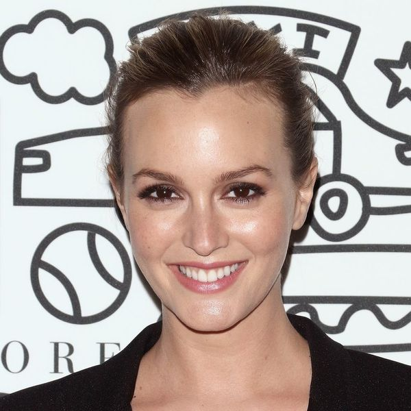 Leighton Meester's Daily Makeup Routine Might Shock You