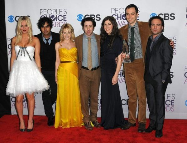 The Big Bang Theory Stars Just Took a Pay Cut for a Totally Noble (and Infuriating) Reason