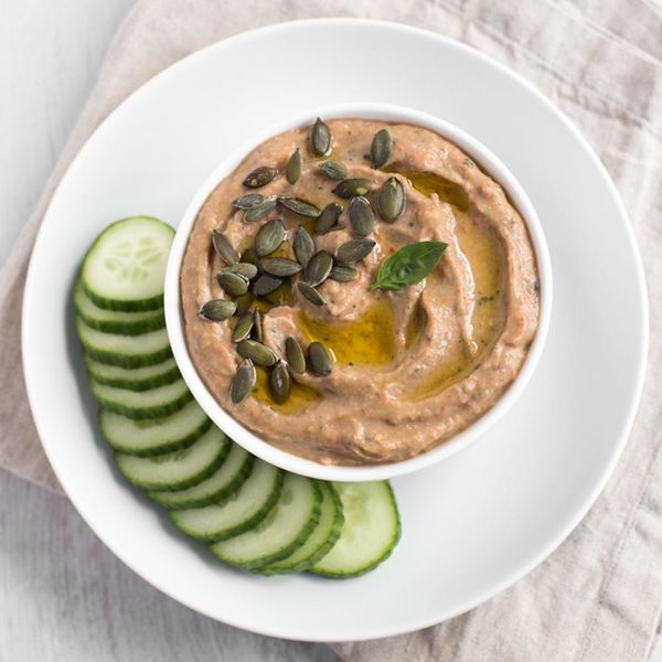This Roasted Eggplant Dip Is Healthy, Delicious, AND Easy to Make — the Perfect Trifecta!