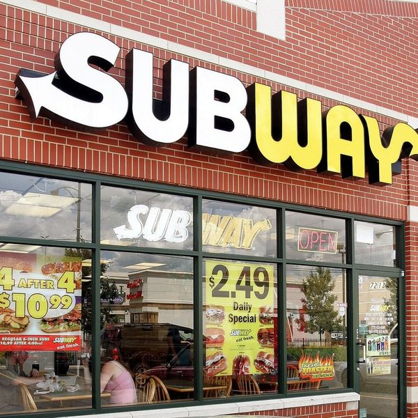 PSA: You Might Want to Rethink That Subway Chicken Sandwich