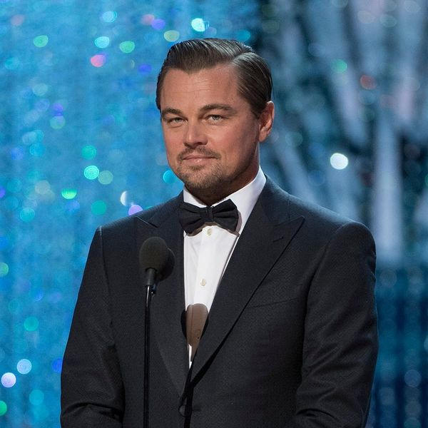 Leonardo DiCaprio Went to Some Extreme Lengths to Look Good at the Oscars