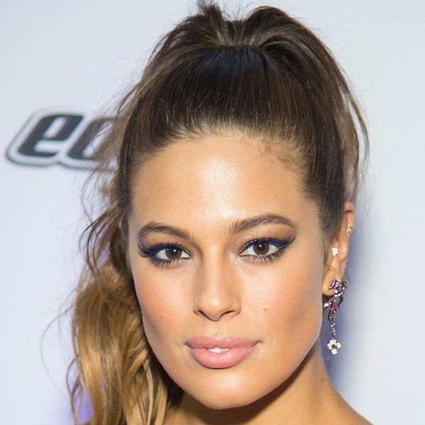 Ashley Graham Just Named This Kardashian As Her Style Icon