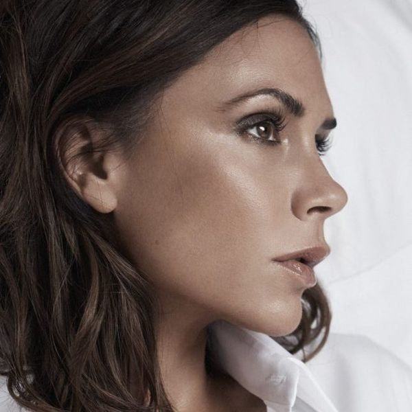 "Victoria Beckham's Latest Estee Lauder Makeup Line Is All About ""Sweaty-Sexy Skin"""
