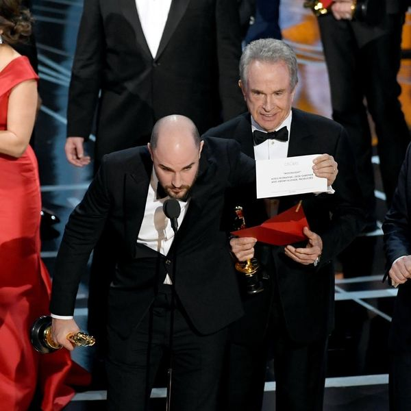 Here's What REALLY Happened With Last Night's Best Picture Flub
