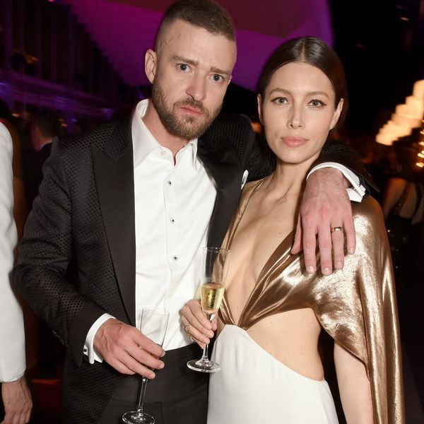 Justin Timberlake Was on Dress Duty for Jessica Biel + More Hilarious Behind-the-Scenes Oscars Instagrams