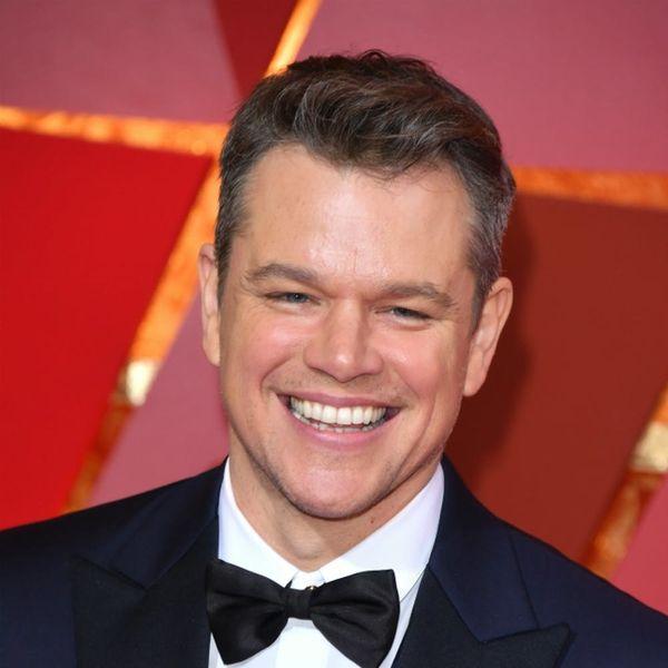 All the Best Jimmy Kimmel + Matt Damon Faux Feud Moments from the Oscars