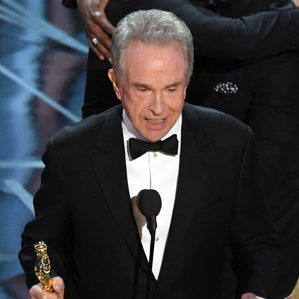 This Surprise Oscars Ending Trumped Even Adele's Grammy Win Over Beyoncé