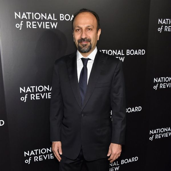 Asghar Farhadi's Oscars Speech Made a Powerful Political Statement