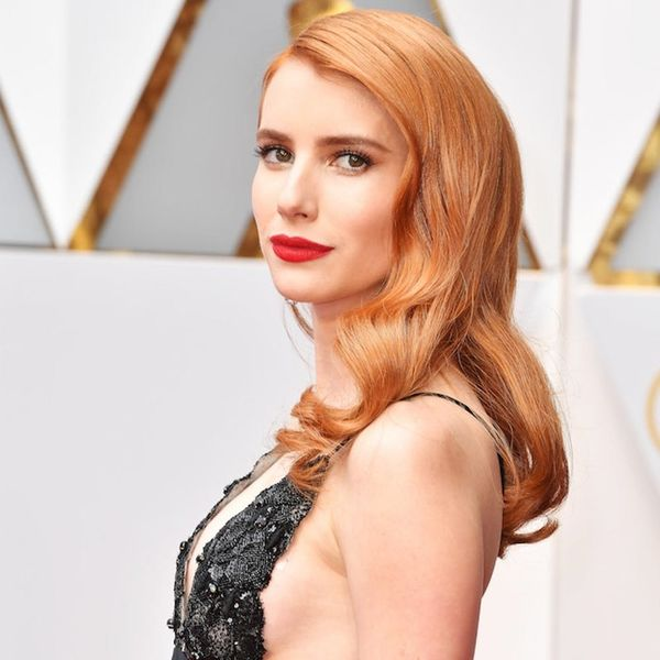 Emma Roberts' Oscar Gown Helps the Planet