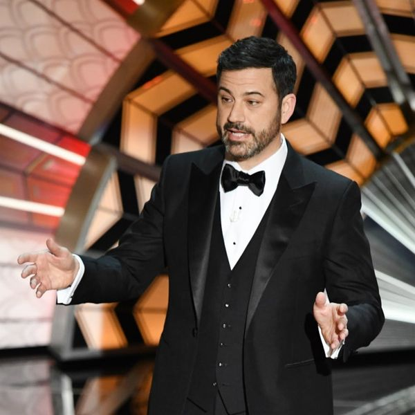 You'll Love Who's the Brains Behind Jimmy Kimmel's Epic Oscars Monologue