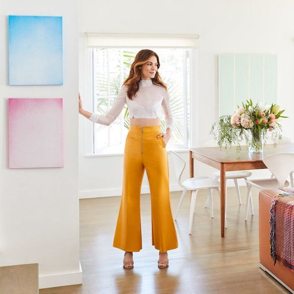 Steal the Look of Michelle Monaghan's Vintage-Meets-Modern Home