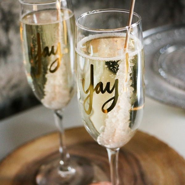 11 Party Ideas Every Champagne Lover Will Want to Pop, Fizz, Clink To