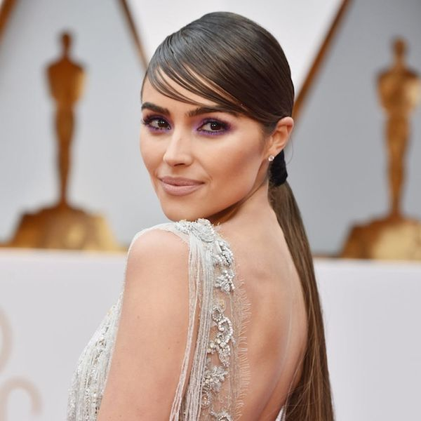 Olivia Culpo's Oscar Gown Had This Important Message