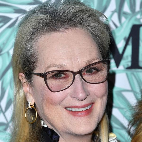 """Meryl Streep Has Some WORDS for Karl Lagerfeld Following Her Oscars Dress """"Controversy"""""""