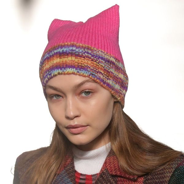 Missoni Just Sent Its Models (Including Gigi Hadid) Down the Runway in Pussyhats