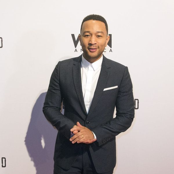John Legend's Twitter Was Hacked in a Tirade Against President Trump