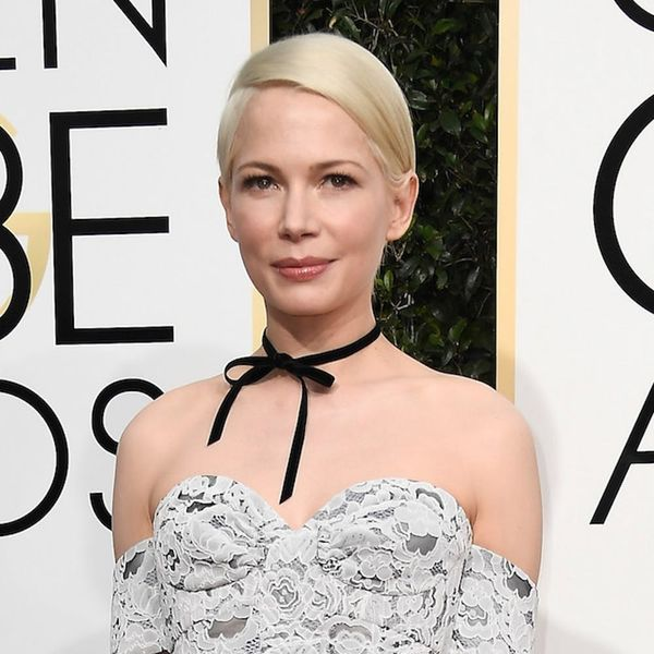 Michelle Williams' Dream Outfit for the Oscars Might Not Be What You Expect