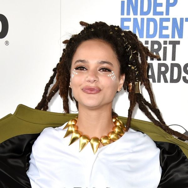 This Indie Actress Continued the Red Carpet Politics Trend in a Black Lives Matter Jersey