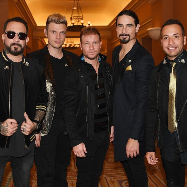 The Backstreet Boys Just Shared the Unexpected Thing They Have in Common With Long-Term Couples