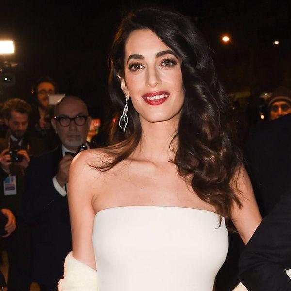 Amal Clooney's Best Maternity Looks… So Far