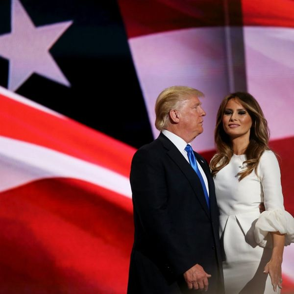 Under President Trump's New Immigration Rules, Melania Trump Would Have Been Deported