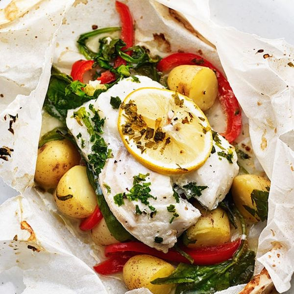 18 Parchment Meals That Make Cooking Fish for Dinner a Breeze