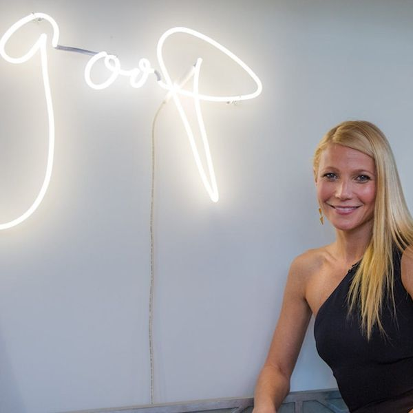 Gwyneth Paltrow's Goopy Cafe Is Expanding in NYC