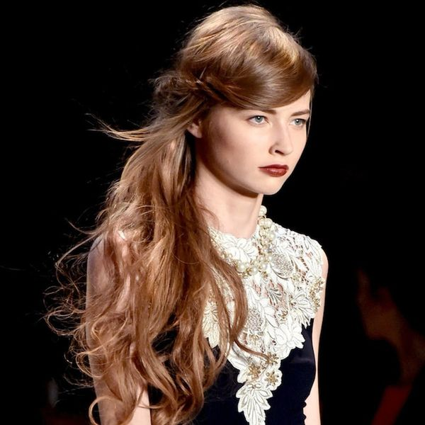 9 Bridal Hair Ideas to Steal from NYFW