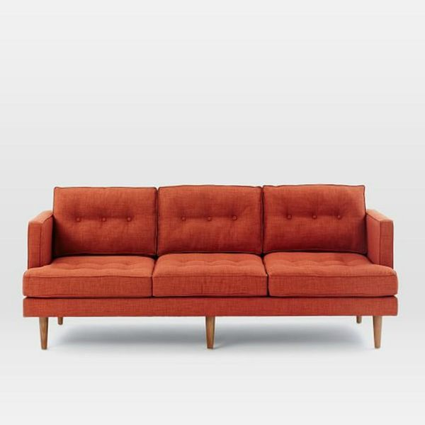 West Elm Is Offering Free Couches/Refunds to Anyone Who Bought the Peggy Couch