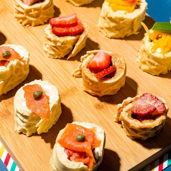 Breakfast Sushi Is What Your Morning Routine Has Been Missing