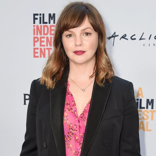 Amber Tamblyn Just Announced the Birth of Her First Babe in the Most Hilarious Way Possible