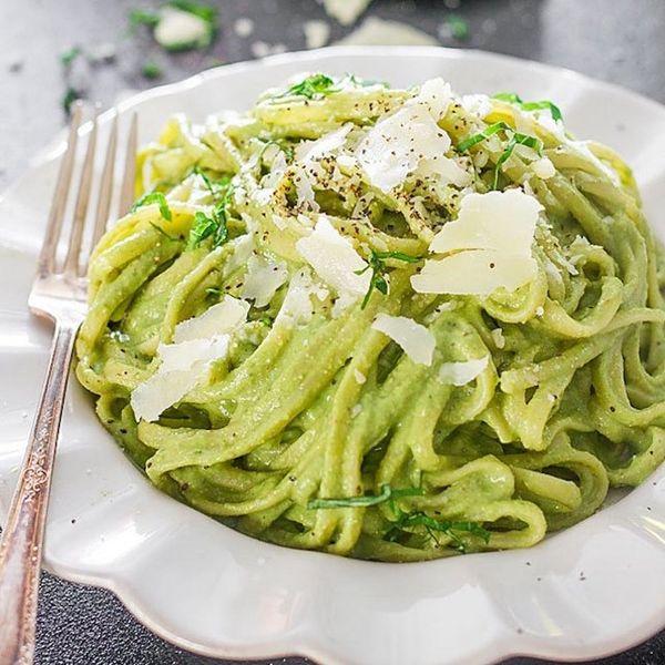 12 Green Pasta Dinner Recipes Ready in Under 30 Minutes