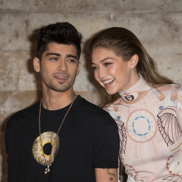 Gigi Hadid and Zayn Malik's Newest Product Must Be Seen to Be Believed