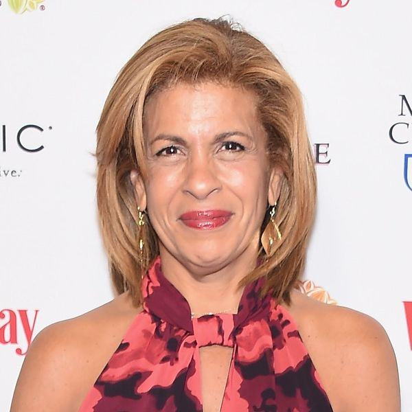 """Hoda Kotb Reveals She's Adopted a Baby Girl With a Name That Evokes Pure """"Joy"""""""