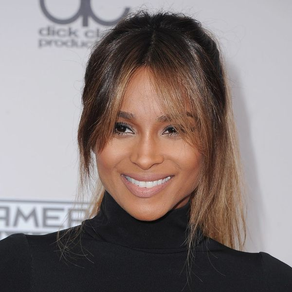 Ciara May Have Revealed Her Baby's Sex With This Fabulously Fashionable Hint