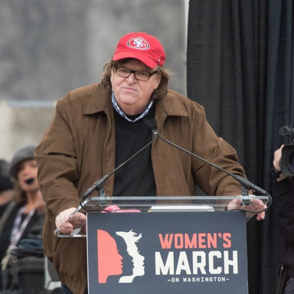 Michael Moore Has Introduced a Calendar to Help You Keep Up With Every Protest Happening in 2017