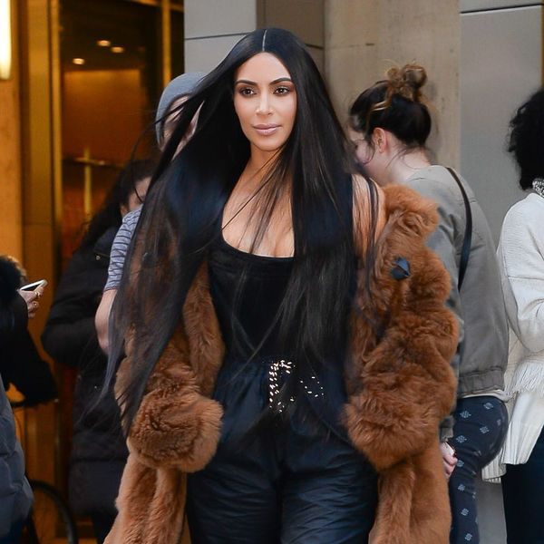 This Is the Unexpected Thing That Helped Kim Kardashian West Cope After Her Paris Robbery
