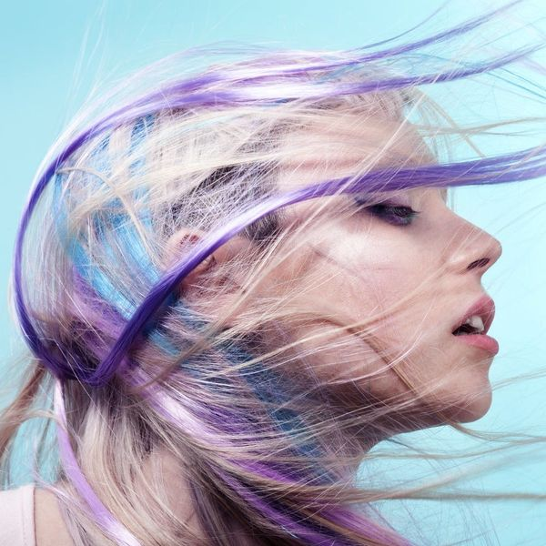Mood-Changing Hair Is Now a Thing and We Have a RL Witch to Thank for It