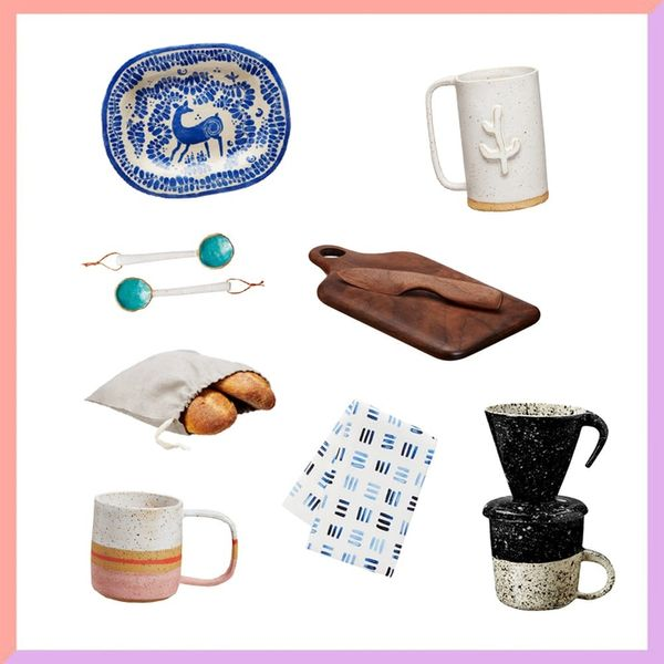Best Picks from Etsy's New Kitchen + Dining Lookbook
