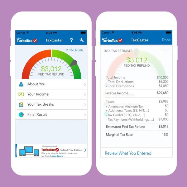 10 Tax Apps That Are Perfect for Lazy Gals