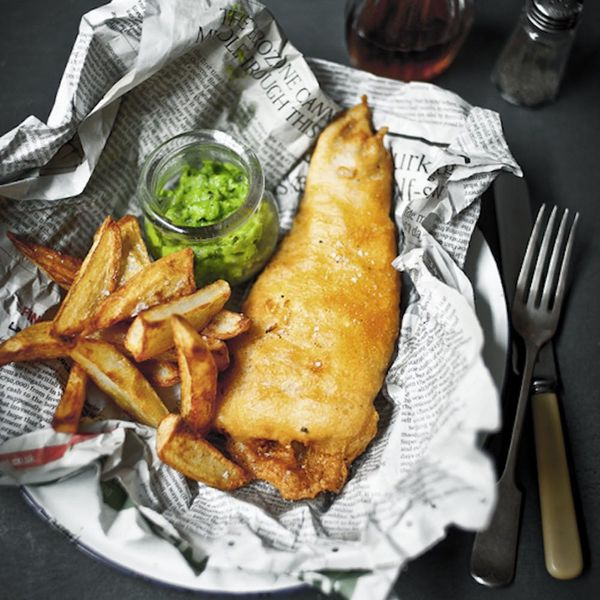 17 Recipes That Bring Fish and Chips from the Pub to Your Dinner Table