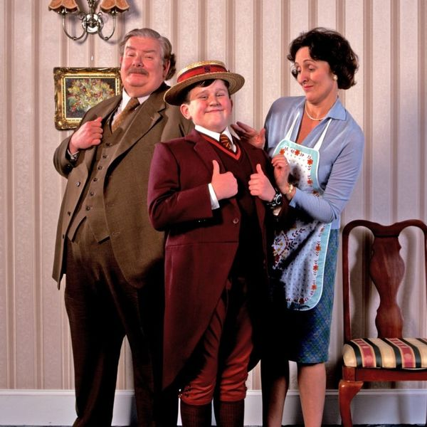You Won't Believe What Harry Potter's Cousin Dudley Dursley Looks Like Now