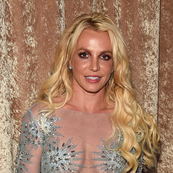 Britney Spears Shared a Meaningful Message on the 10th Anniversary of Shaving Her Head